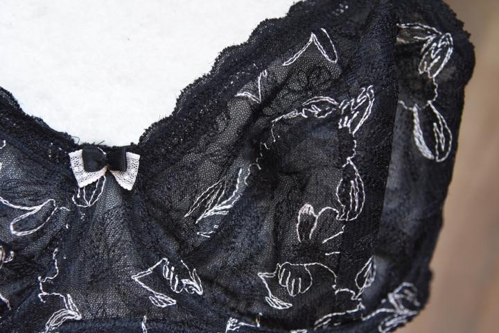 Pourquoi s'afficher en sous-vêtements?