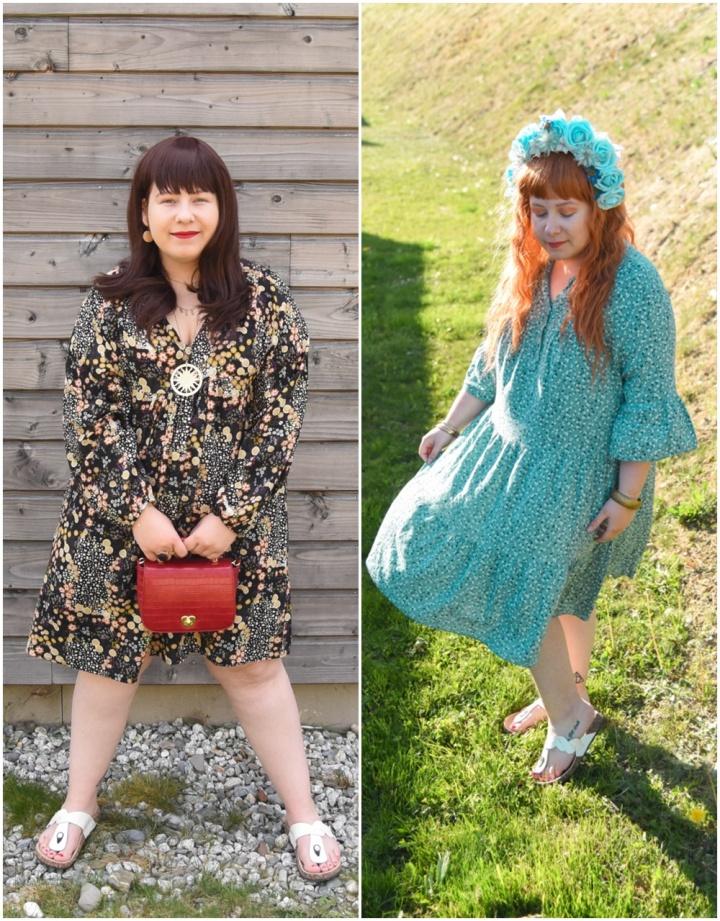 Deux tenues d'été Charleselie94 + on accessoirise!